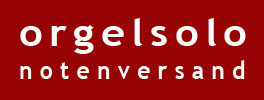 Orgelsolo Notenversand-Logo