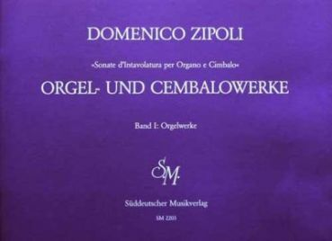 Domenico Zipoli Orgelwerke Band 1