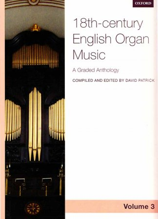 18th Century English Organ Music 3