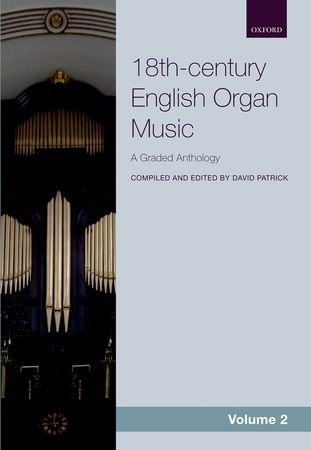 18th-century English Organ Music - Band 2