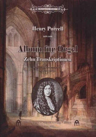 Henry Purcell - Album für Orgel