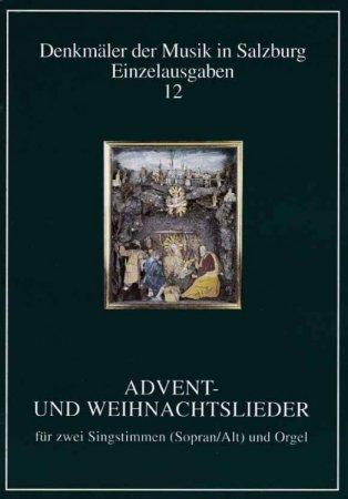 Alpenländische Weihnachtslieder Noten.Orgelsolo Notenversand Hirten Und Krippenlieder