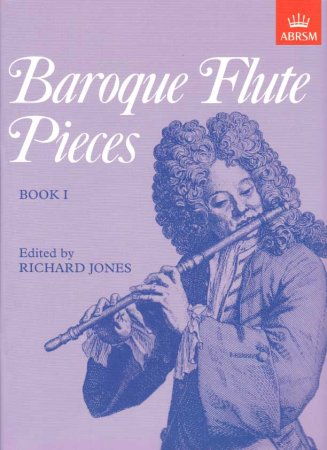 Baroque Flute Pieces - Book 1