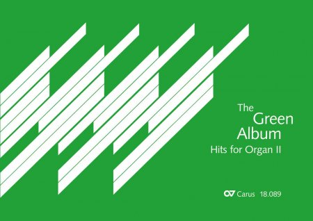 The Green Album - Hits for Organ 2