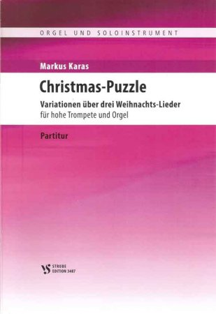Christmas Puzzle Trompete & Orgel