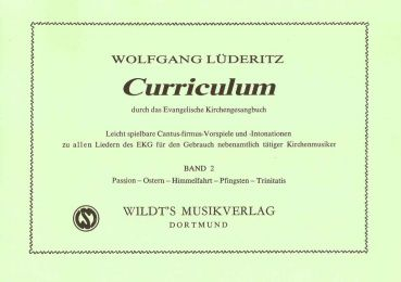 Curriculum durch das EG - Passion - Ostern - Pfingsten