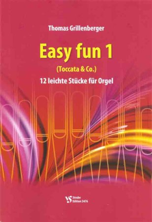 Easy fun 1 - Toccata & Co