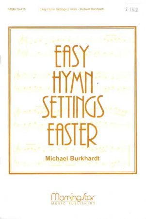 Easy Hymn Settings Easter