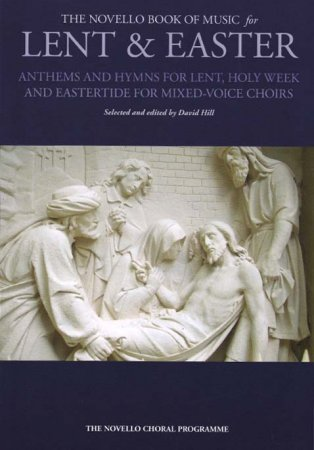 Lent & Easter Anthems for choir & organ