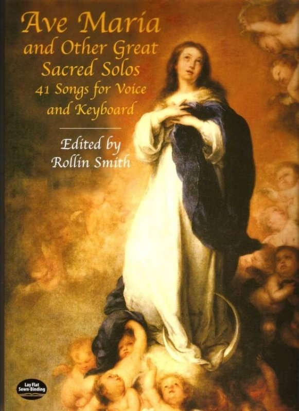 Ave Maria Sacred Solos