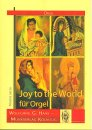 Joy to the World für Orgel